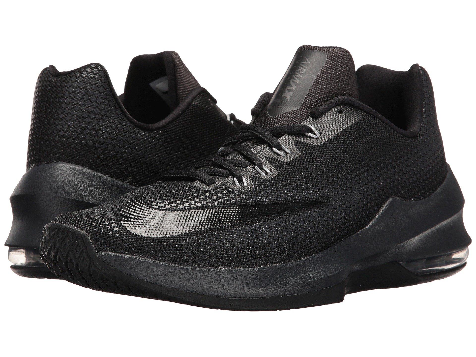 Men S Nike Air Max Infuriate Low Basketball Shoes