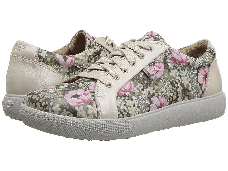 Klogs Footwear Moro (Beige Bleary/Petunia) Women