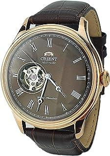ساعة بامبينو الاتوماتيكية بقلب مفتوح من اورينت للرجال RA-SAG00001T0