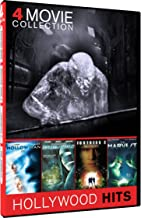Hollow Man/Hollow Man 2/Fortress 2/The Harvest - 4-Pack