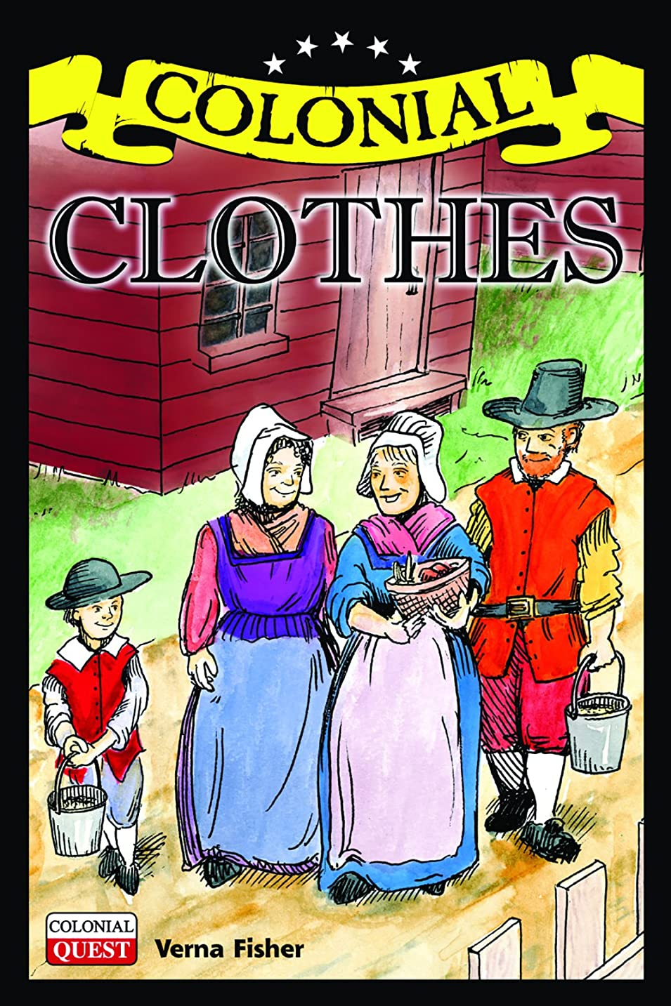 Colonial Clothes (English Edition)