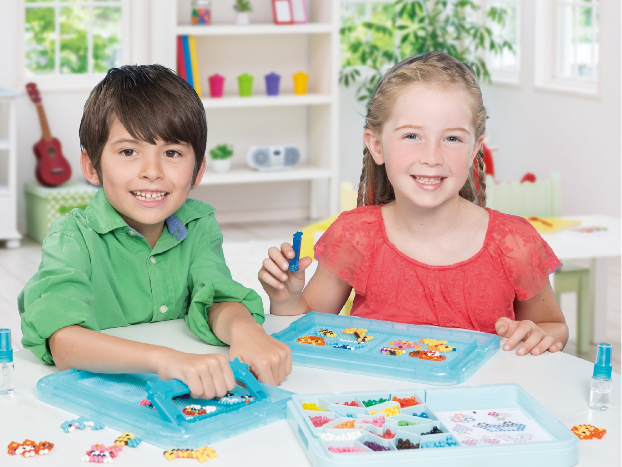 SYLVANIAN FAMILIES Aquabeads AB30238 Disney Princesa Set de Personajes