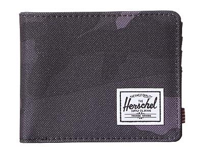 Herschel Supply Co. Roy RFID (Night Camo) Wallet Handbags