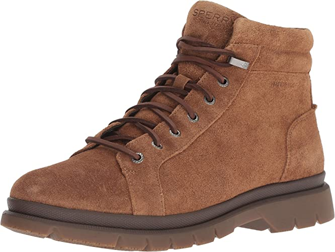 Sperry Men's Watertown LTT démarrage Hiking, marron Suede, 14 M US