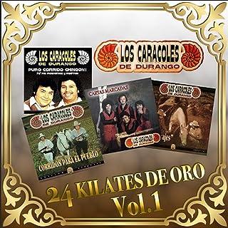 24 Kilates de Oro, Vol. 1