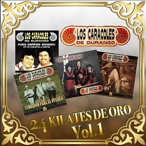 Cartas Marcadas by Los Caracoles De Durango on Amazon Music ...