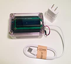 pp-Code WiFi Temperature and Humidity Sensor, Monitor From Anywhere with Email & SMS Alerts (Standard)