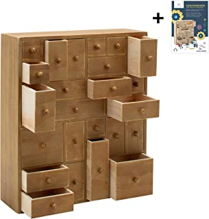 Best mini wooden drawers Reviews