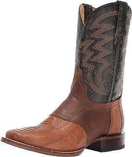 حذاء رجالي من Roper مصنوع من قماش Deadwood Western مقاس 11.5D US