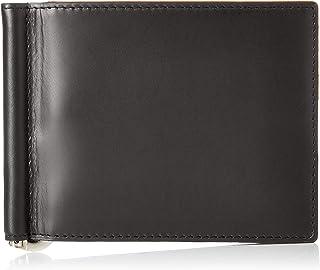 [オティアス] マネークリップ メンズ 財布 カード収納 バイカラー ベジタブルタンニン鞣し 二つ折り 牛革 本革 薄い 薄型 うすい コンパクト 小銭入れなし