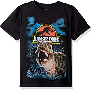 Jurassic Park Boys Short Sleeve Tshirt Short Sleeve T-Shirt