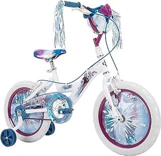 Huffy - Bicicleta Infantil para niña, diseño de Frozen de