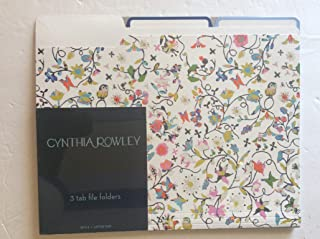 cynthia rowley folder