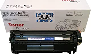 Cartridge Kingz 104, FX9, or FX10 - Compatible Toner Cartridge for use in Canon Printers, ImageCLASS D420, D480, MF4150, MF4270, MF4350, MF4370, MF4690, FAXPHONE L90. Yields up to 2,100 Pages
