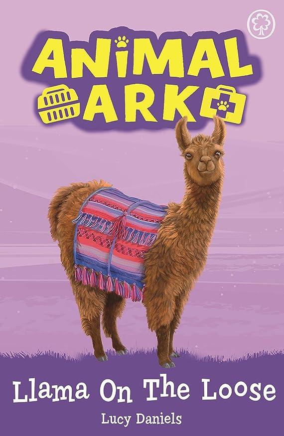草民兵針Llama on the Loose: Book 10 (Animal Ark) (English Edition)
