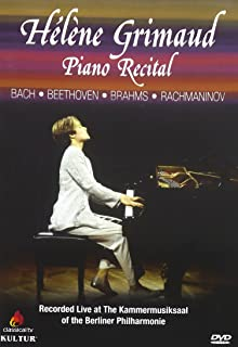 Helene Grimaud Piano Recital [DVD] [Import]