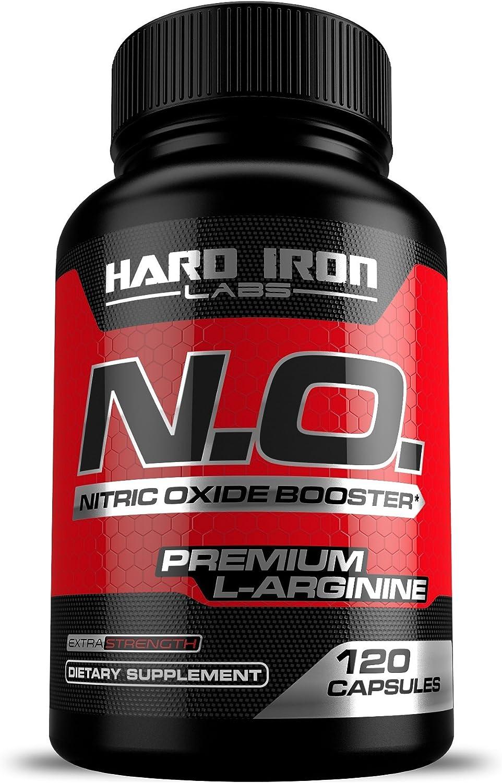Bull Blood Nitric Oxide Supplement - Extra Strength L Arginine & L Citrulline