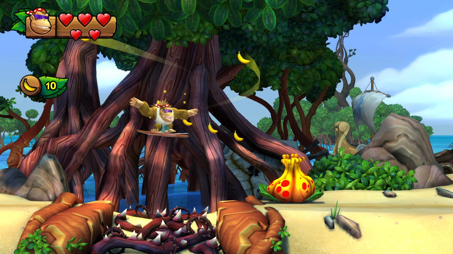 Donkey Kong Country: Tropical Freeze - Nintendo Switch ...