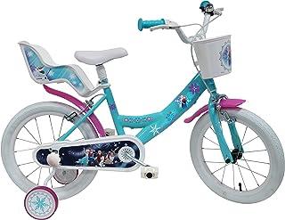 Disney Frozen - Bicicleta para niña