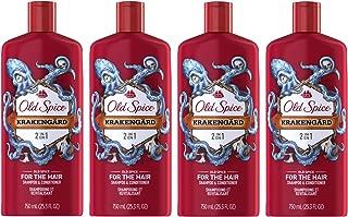 Best old spice krakengard shampoo Reviews