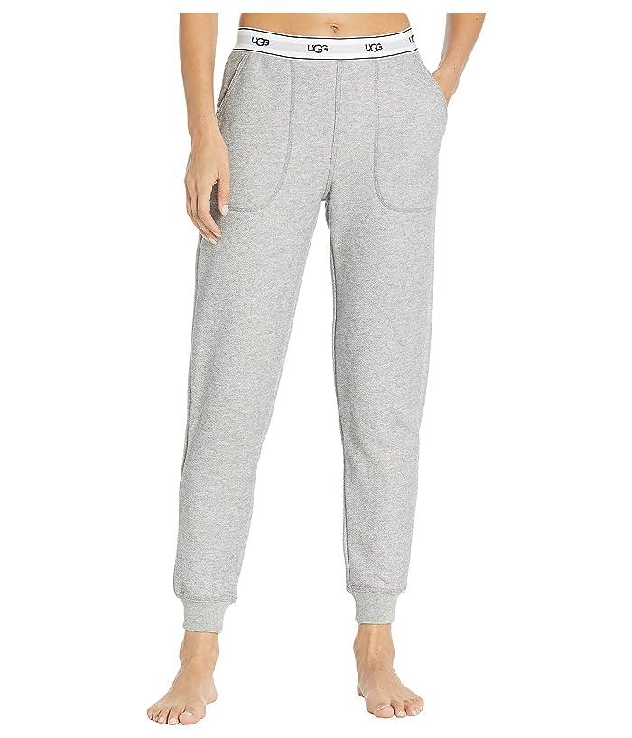 UGG  Cathy Sleep Bottoms (Grey Heather) Womens Pajama