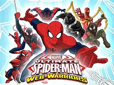 Marvel's Ultimate Spider-Man: Web Warriors Season 3