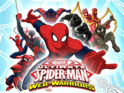 Marvel's Ultimate Spider-Man: Web Warriors Season 3