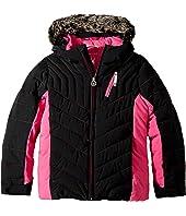 Spyder Kids Hottie Faux Fur Jacket (Big Kids)