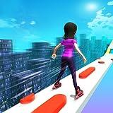 Sky Roller Shoe Skater! - High Rolling Heels Skating Game