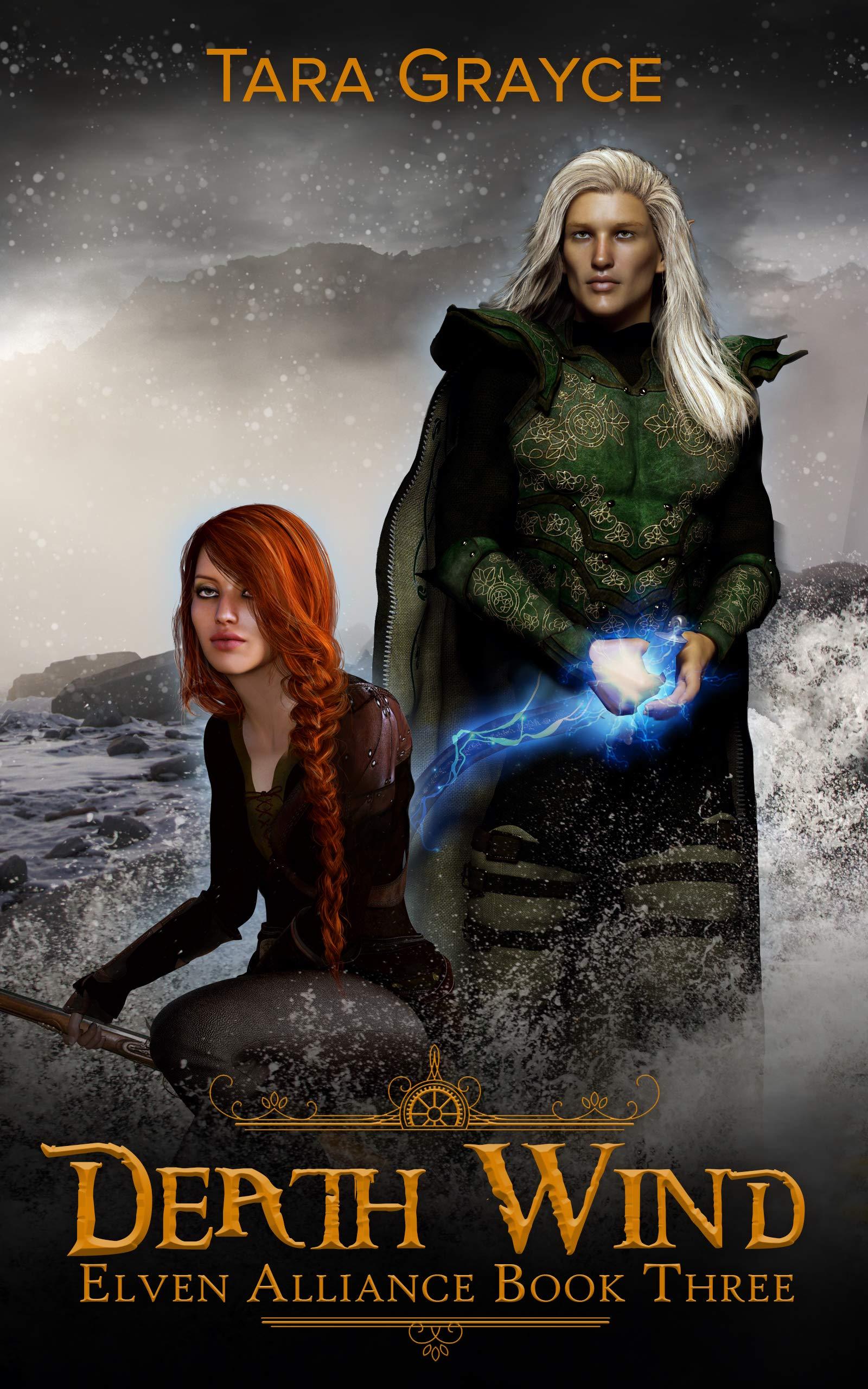 Death Wind (Elven Alliance Book 3)