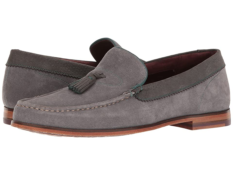 Ted Baker Dougge (Grey Suede) Men