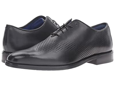 Cole Haan Washington Grand Laser Wing Oxford (Black) Men