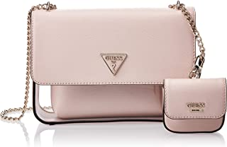 GUESS Womens Rubina Cross-Body Handbag