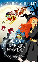 Witching in a Winter Wonkyland: A Wonky Inn Christmas Cozy Mystery