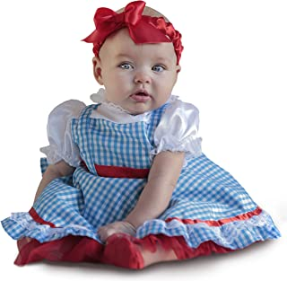 Princess Paradise Baby Girls` The Wizard of Oz Dorothy Newborn Deluxe Costume