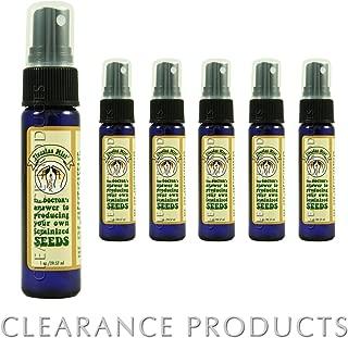 Tiresias Mist 1oz Seed Feminizer Spray Cross Breed Supplement Nutrient, 6 Pack .#GH45843 3468-T34562FD84791
