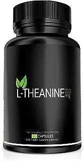 L-teanina 200 mg - 120 V-cápsulas