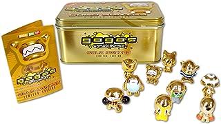 Gogo's Crazy Bones Collector 10 Pack Gold Tin