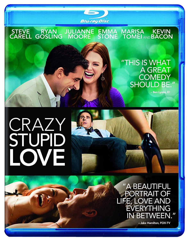 Amazon Com Crazy Stupid Love Movie Only Edition Ultraviolet Digital Copy Blu Ray Steve Carell Ryan Gosling Julianne Moore Marisa Tomei Emma Stone Glenn Ficarra John Requa Peliculas Y Tv