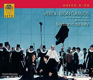 Don Carlos (Sung in French), Act V: C'est elle – Au revoir dans un monde où..