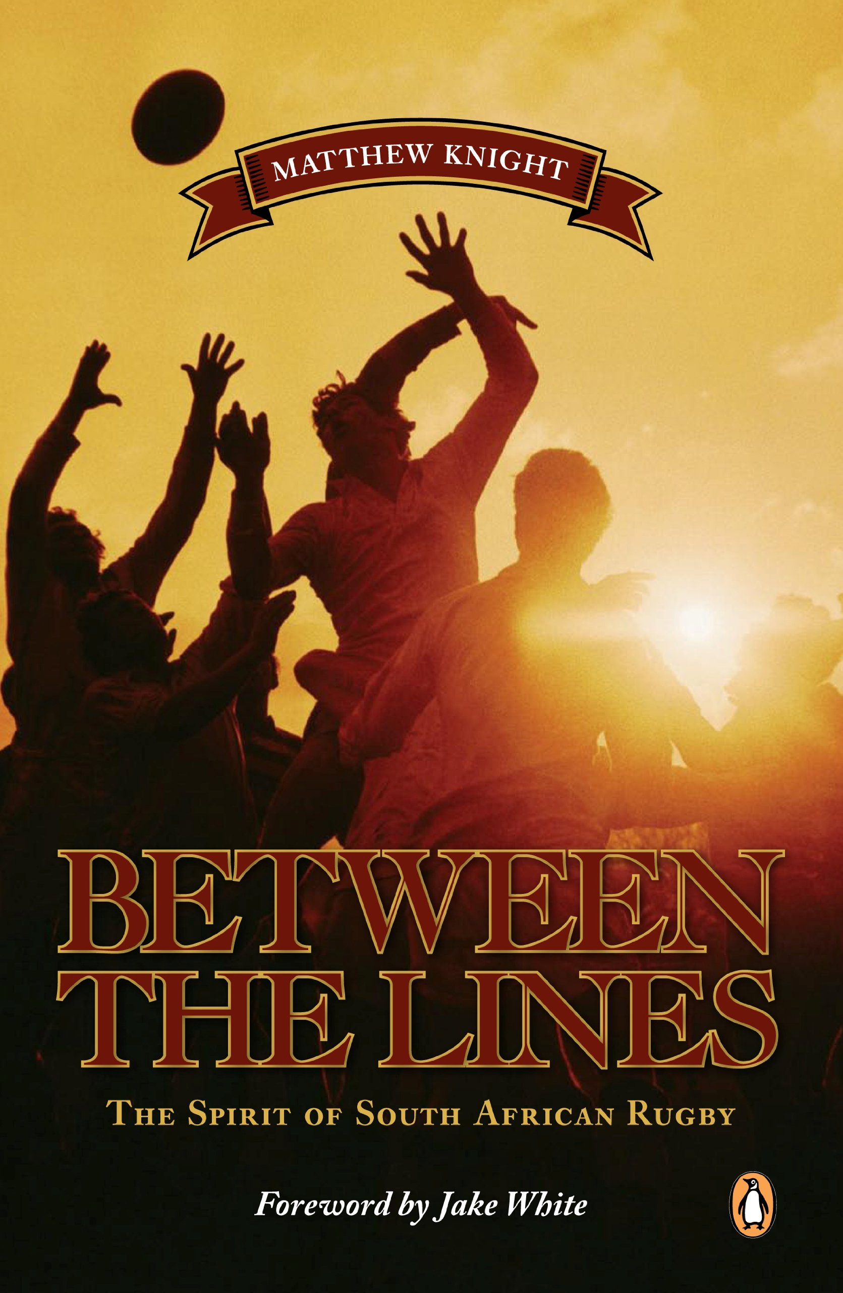 Between The Lines - The Spirit Of South African Rugby (English Edition)