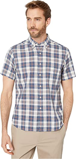 Short Sleeve Louis Button Down