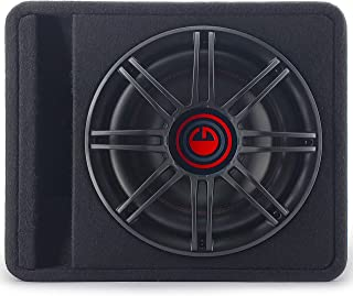 "$119 » Gravity Audio G12BD1 Single 12"" 1000W Loaded Warzone Competition Series Vented Subwoofer Enclosure Built in Amplifier 4 Oh..."
