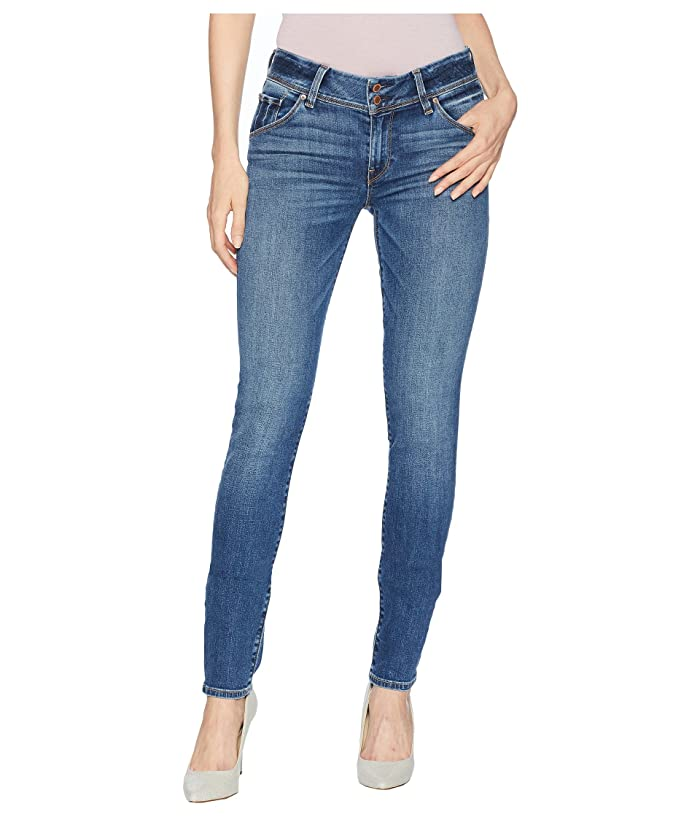 7299a60af9b Hudson Jeans Collin Supermodel Mid-Rise Skinny Jeans in Maxson at ...