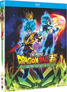 Dragon Ball Super: Broly - Blu-ray (STANDARD)