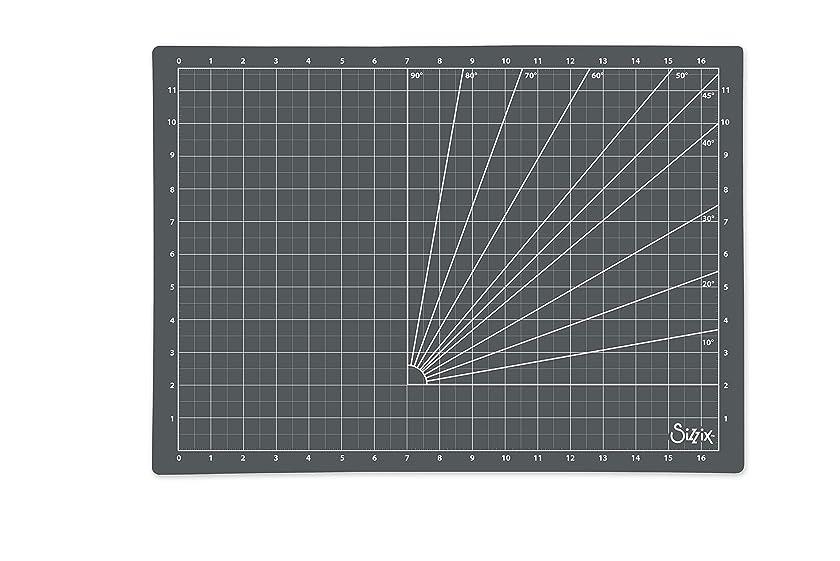 Sizzix 663384 Accessory A3 Cutting Mat, Multicolour