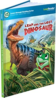 LeapFrog Leapreader Book: Leap and The Lost Dinosaur Electronic Entertainment