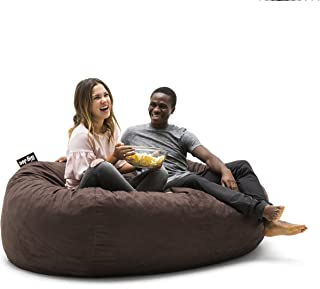 Marvelous Best Large Bean Bag Chair Covers Of 2019 Top Rated Reviewed Caraccident5 Cool Chair Designs And Ideas Caraccident5Info