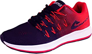 MAX AIR Sports Running Shoes for Men 8852 Navy