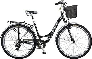 Benotto Bicicleta Cosenza Aluminio FS R700C 7V con Suspensión Frenos V
